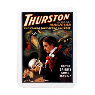 "Thurston - ""Do the Spirits Come Back?"" Magnet"