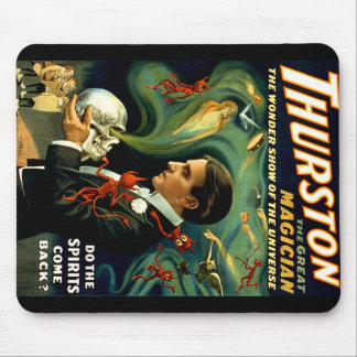 Thurston - Do the Spirits Come Back? Mouse Pad