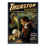 Thurston el gran mago 2 posters