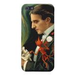 Thurston el gran mago C. 1915 iPhone 5 Protectores