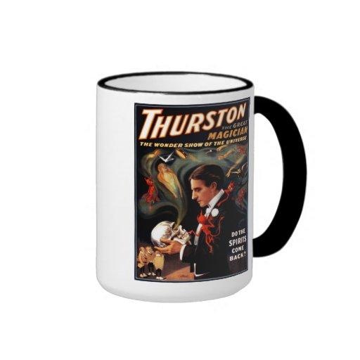 """Thurston - """"haga las bebidas espirituosas se taza a dos colores"""