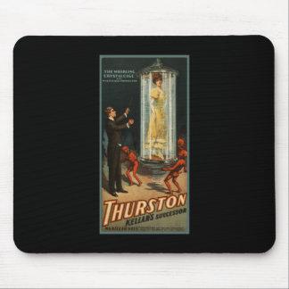 Thurston Kellar's successor Mouse Pad