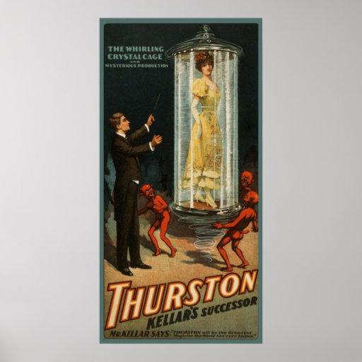 Thurston Kellar's successor Poster