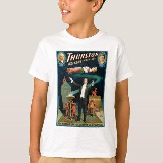 Thurston ~ Kellar's Successor Vintage Magic Act T-Shirt