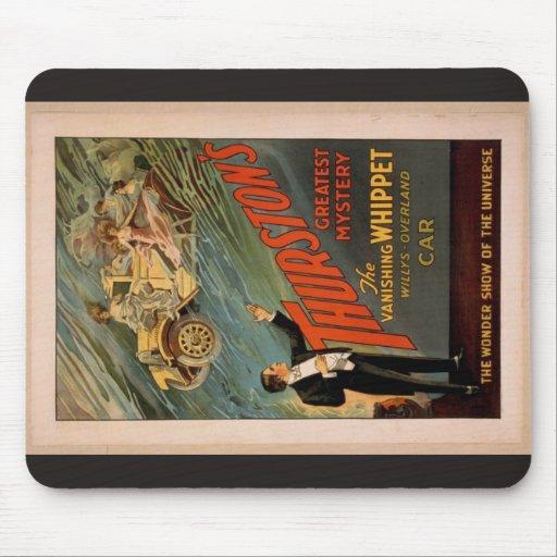 """Thurston, """"la demostración de la maravilla del uni alfombrillas de raton"""