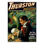¿Thurston - las bebidas espirituosas se vuelven? Tarjetón