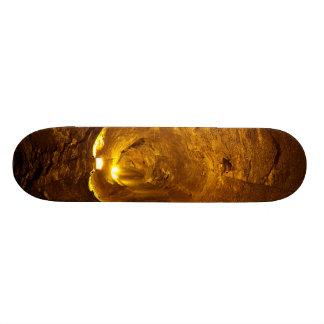 Thurston Lava Tube Hawaii Volcanoes National Park Skateboard