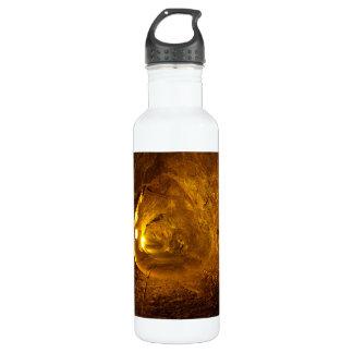 Thurston Lava Tube Hawaii Volcanoes National Park Water Bottle