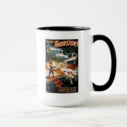 "Thurston - ""Like a Fading Cloud"" Coffee Mug"