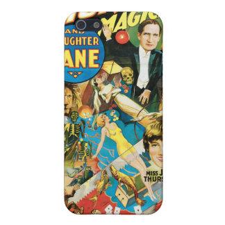 Thurston Magician & Jane ~ Vintage Magic Act iPhone SE/5/5s Case