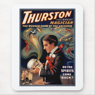 Thurston Magician Vintage Poster Mouse Pad