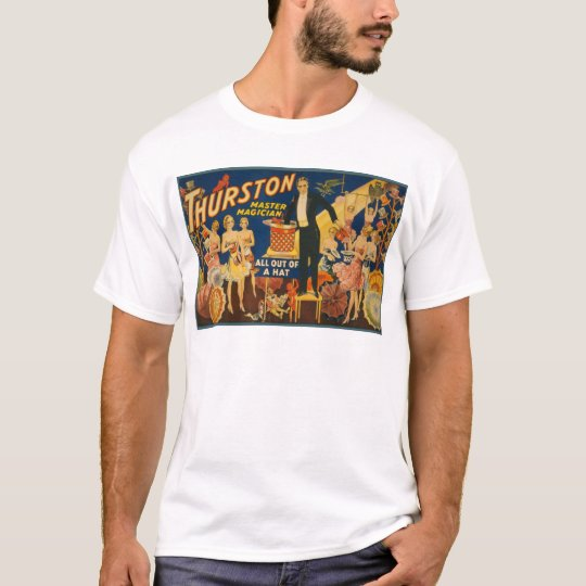 Thurston, master magician all out of a hat T-Shirt