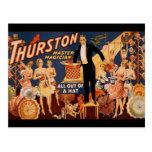 Thurston Master Magician Postcards