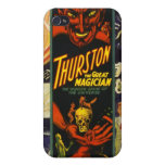 Thurston The Great! Cases For iPhone 4