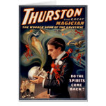 Thurston the Great Greeting Card