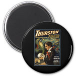 Thurston the great magician 2 magnet
