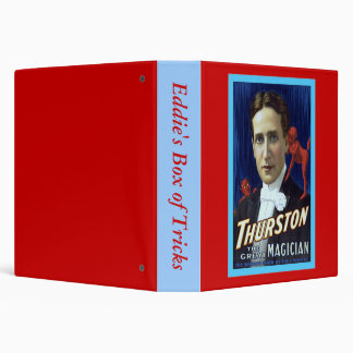 Thurston the Great Magician Binder