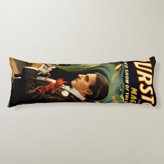 Thurston the Great Magician Body Pillow