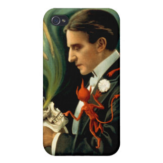 Thurston the Great Magician c. 1915 Covers For iPhone 4