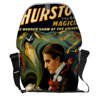 Thurston the Great Magician Courier Bag