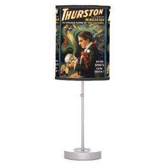 Thurston the Great Magician Desk Lamp