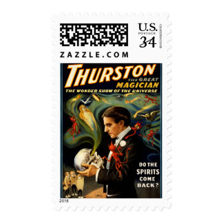 Thurston the Great Magician Postage
