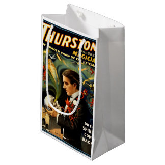 Thurston the Great Magician Small Gift Bag