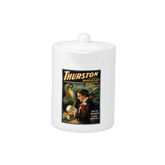 Thurston the Great Magician Teapot