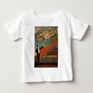 Thurston - The Vanishing Whippet Baby T-Shirt
