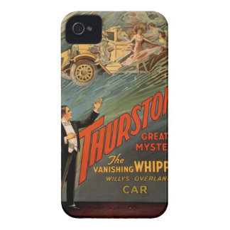 Thurston - The Vanishing Whippet Case-Mate iPhone 4 Case