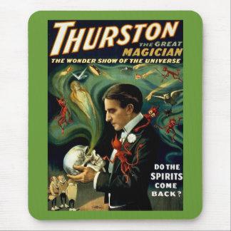 Thurston World's Famous Magician - Vintage Mouse Pad