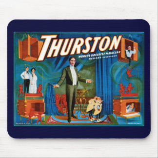 Thurston ~ World's Greatest Magician Mouse Pad