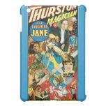 Thurston y publicidad del mago de Jane de la hija