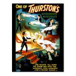 Thurston's Astounding Mystery! Post Cards