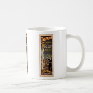 Thurston's, 'Eastern Indian Rope Trick' Retro Thea Coffee Mugs