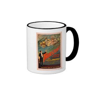 Thurston's Vanishing Whippet Willys-Overland Ringer Mug