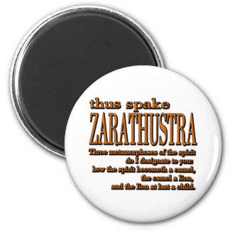 Thus Spake Zarathustra Magnet