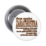 Thus Spake Zarathustra Pinback Button