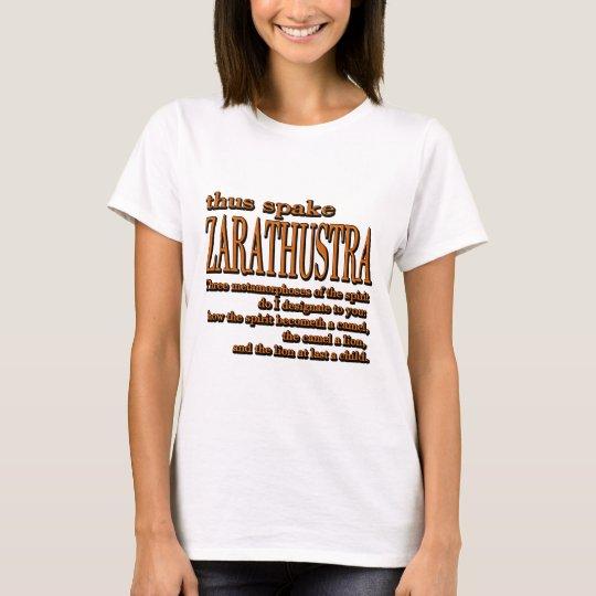 Thus Spake Zarathustra T-Shirt