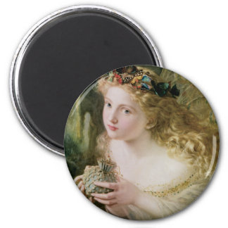 Thus Your Fairy's Made of Most Beautiful Things Magnet