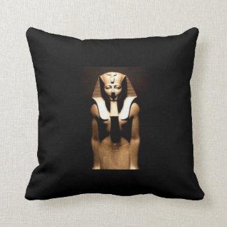 Thutmose III, Dynasty New Kingdom Egyptian Pharaoh Throw Pillows