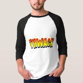 THWACK comic sound effect T-Shirt