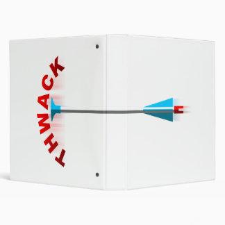Thwack Plastic Arrow Binder