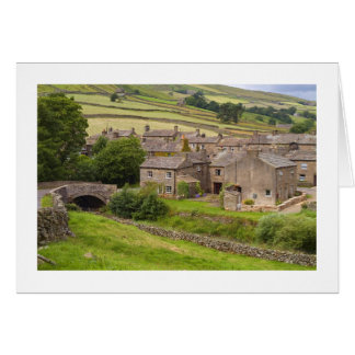Thwaite, Swaledale, The Yorkshire Dales Card
