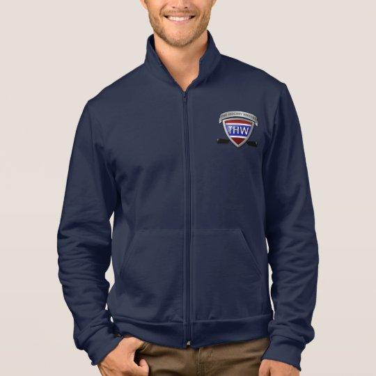 THW's American Apparel California Fleece Jacket
