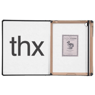 thx covers for iPad