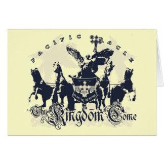 Thy Kingdom Come Card