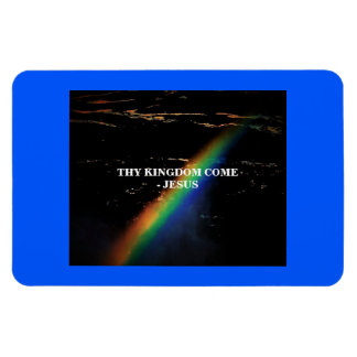 THY KINGDOM COME MAGNET