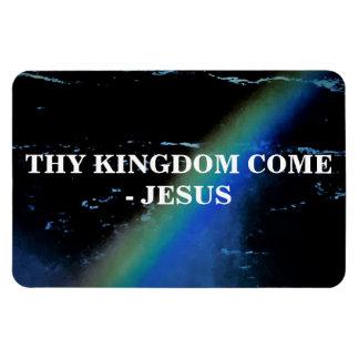 THY KINGDOM COME MAGNET