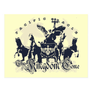 Thy Kingdom Come Postcard